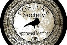 Conjure Society / Association Of Spiritual Practitioners / by RitualWitch.com