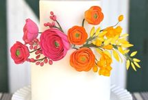 Wedding Cakes / by Hollie Rae
