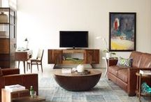Living Room Furniture Inspiration / Living Room inspiration for all styles.