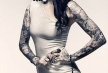 Let's Get Tatted Up / by Tinsa Mann