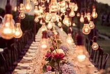 WEDDINGS & EVENTS / by Corinna Pidgeon