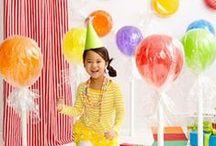 Party Decor Ideas / by Nikki Gillespie