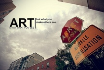 dot-ART / Follow us on TWITTER: @whatisdotart   / by Curated Caregiving