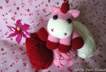 crochet <3 / by Amy Cooper