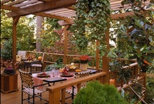Decks, Porches and Patios / by Kelly Bybee