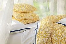 Bedding: Linen, Cotton, and more