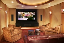 Basement: Theater Room / by Julie Shoaee