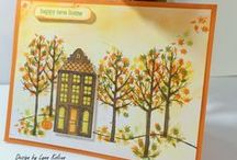 Cards: Autumn/ Halloween / by Kelly Bybee