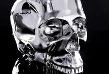 Skull Skulls SKULLS / skull skulls skul / by Curated Caregiving