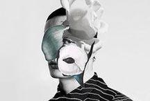 collages / by Maria Eduarda Zanatta