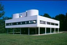 Le Corbusier / by Martha Keller