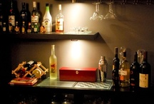 Cocktail & Coffee Bar Ideas
