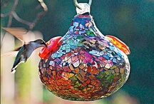 Bird Feeders and Houses / by Kelly Bybee