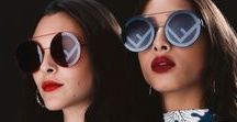 Fendi Eyewear / Skillful manufacturing and iconic detailing characterize all the Fendi Eyewear collection