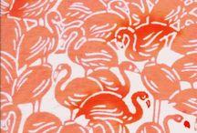 Flamingos 💗 / by Caroline Blood