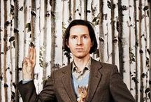 WES ANDERSON / by Ania