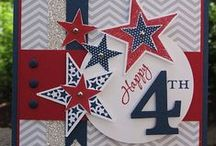 Cards: 4th of July / by Kelly Bybee