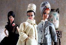 Girl's Best Friend / Barbie dolls!
