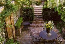 Gardening: Courtyard Gardens