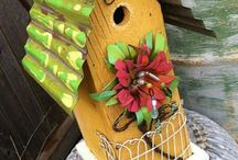 Wild and Whimsy Garden / by Kelly Bybee