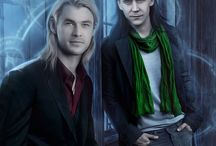 ⭐Hiddlesworth-Bromance ❤Video,gifs and pics⭐❄ / ⭐ All about Tom Hidldleston/Loki and Chris Hemsworth/Thor and their BR❤MANCE! Please follow this board and I will invite you ⭐pls NO Thorki PINNS❗tnx