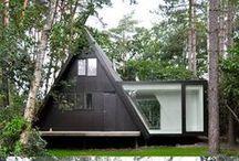 Uma Cabana no Campo
