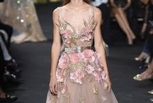 ✧ fashion ✧ / Elie  Saab, haute couture, high fashion, runway, fashion week