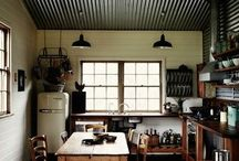 Kitchen / by Keiko Brodeur // Small Adventure