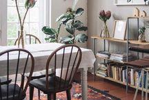 Dining Room / by Keiko Brodeur // Small Adventure