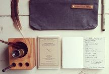 Paper and Stationery / by Keiko Brodeur // Small Adventure