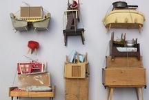 Dollhouse / by Keiko Brodeur // Small Adventure