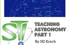 Teaching Astronomy / Teaching Astronomy Ideas. Going for great active learning teaching ideas!
