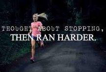 Fitness & Motivation / by Alyssa Focaraccio