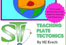 Teaching Plate Tectonics / Teaching Plate Tectonics Ideas. Going for great active learning teaching ideas!