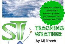 Teaching Weather / Teaching Weather Ideas. Going for great active learning teaching ideas!
