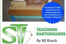 Teaching Earthquakes