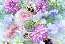 Real Flower Inspiration