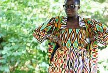 My Style- My African Closet / Style musings of a girl in love with African Prints and African culture