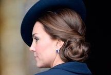 Icons : Catherine, Duchess of Cambridge / Catherine, Duchess of Cambridge & co / by Alice Riddle