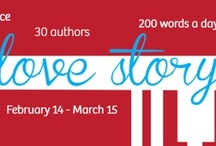A Love Story - by Escape authors. 1 story, 1 month, 30 authors! / See what happens when 30 authors from Escape Publishing decided to collaborate to write one short story!