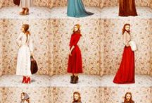 Skirts and Dresses / skirts, dresses & jumpsuits I'd wear / by Kiersi Clare