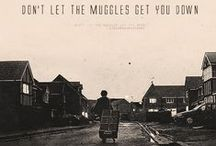 Not For Muggles / All things Harry Potter / by Terri Hodges
