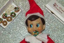 Elf on a shelf ideas / by Kim Hacker