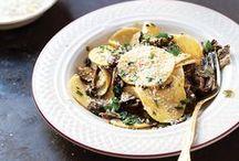 Recipes - Pasta, Rice, Potatoes, Dumplings, Noodles / by Junko Gemmill