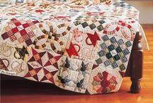 Sampler quilt / Ideas for making a sampler quilt
