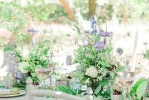 wedding {table ideas} / Fun wedding table ideas