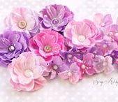 Foamiran Foam Flowers