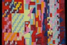 Quilts / A lot of old quilts, some new.  / by Tara Faughnan