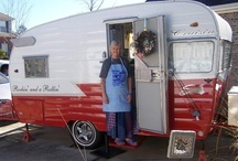"Vintage Trailers / I have a 1963 Shasta Teardrop Trailer named "" Daisy"""