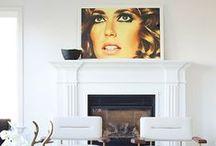 Designer's Corner: Fireplaces / Fireplace Galleries.